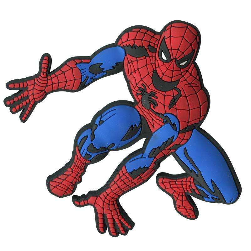 Spiderman Rubber Mega Magnet