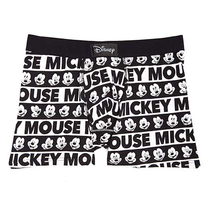 Mickey Mouse All Over Print Men's Boxer Briefs