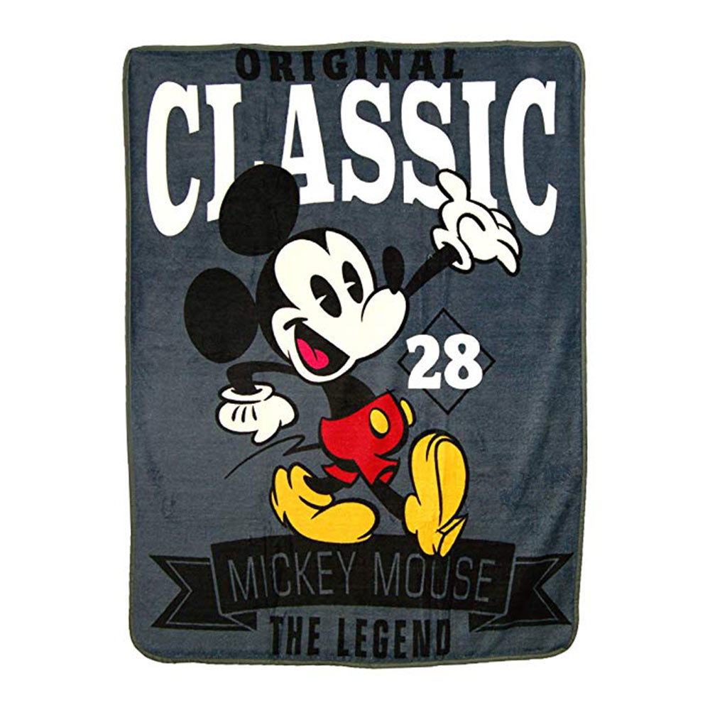 Mickey Mouse Classic Fleece Blanket
