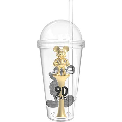 Disney Mickey Mouse 90 Years 23oz Treasure Tumbler Cup