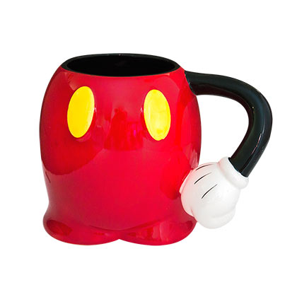 Mickey Mouse Cartoon Pants Mug