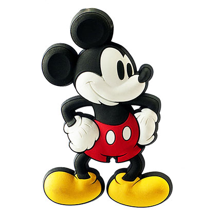 Mickey Mouse Soft Magnet