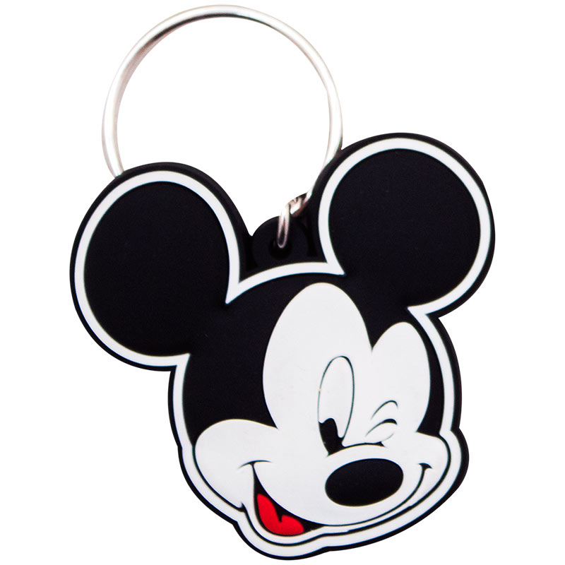 Mickey Mouse Wink Keychain
