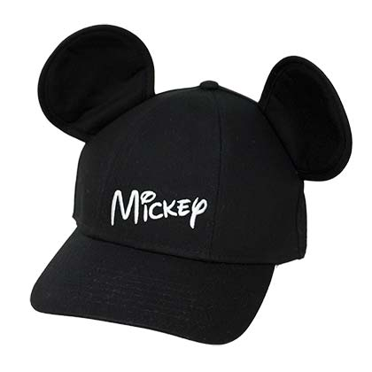 Mickey Mouse Black Hat