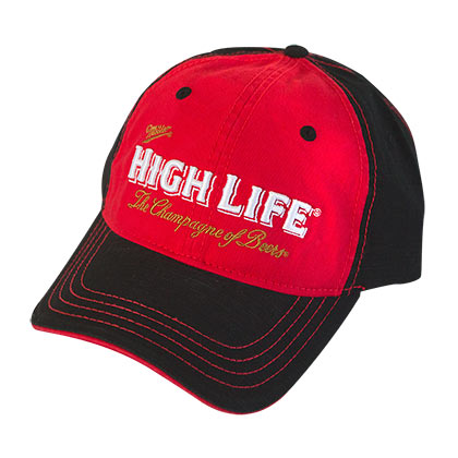 Miller High Life Two-Tone Hat