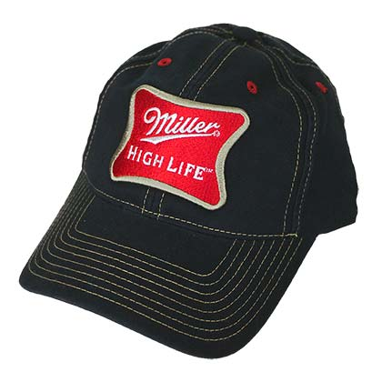 Miller High Life Velcro Hat