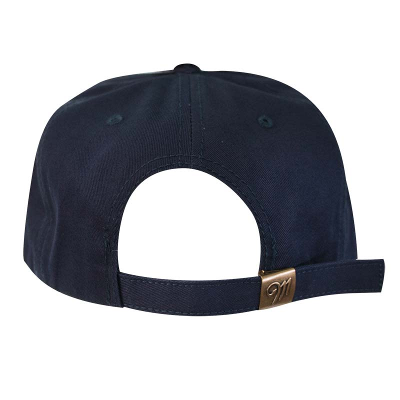 Miller Lite Blue and Gold Vintage Logo Hat