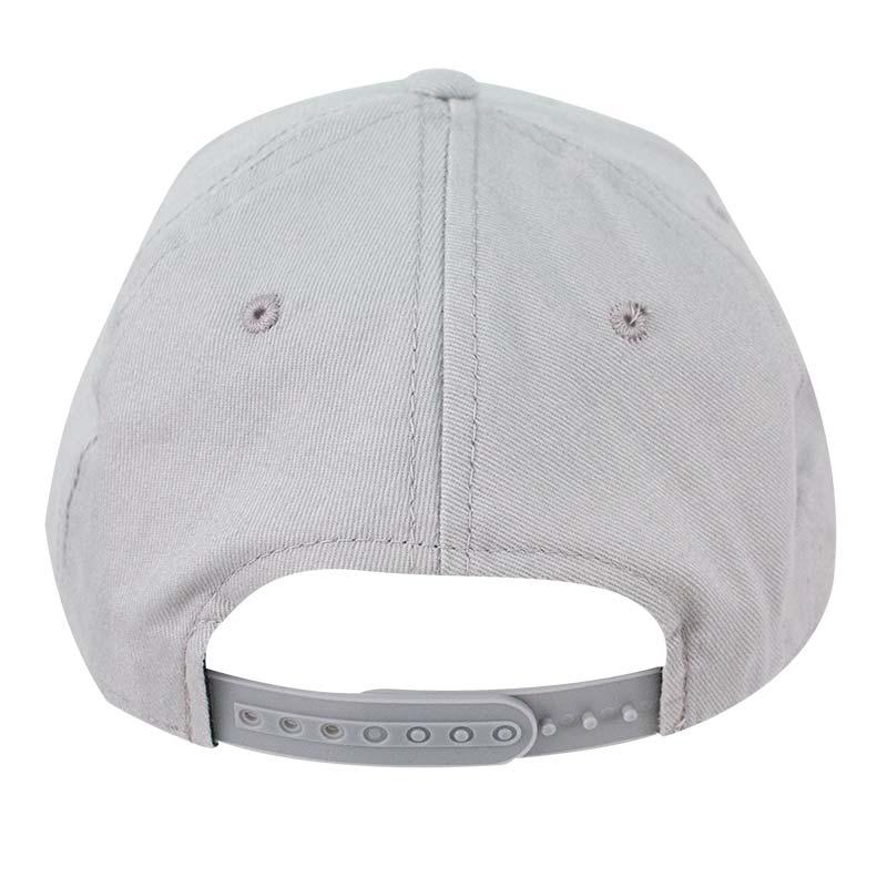 Miller Lite Grey Patch Logo Snapback Hat