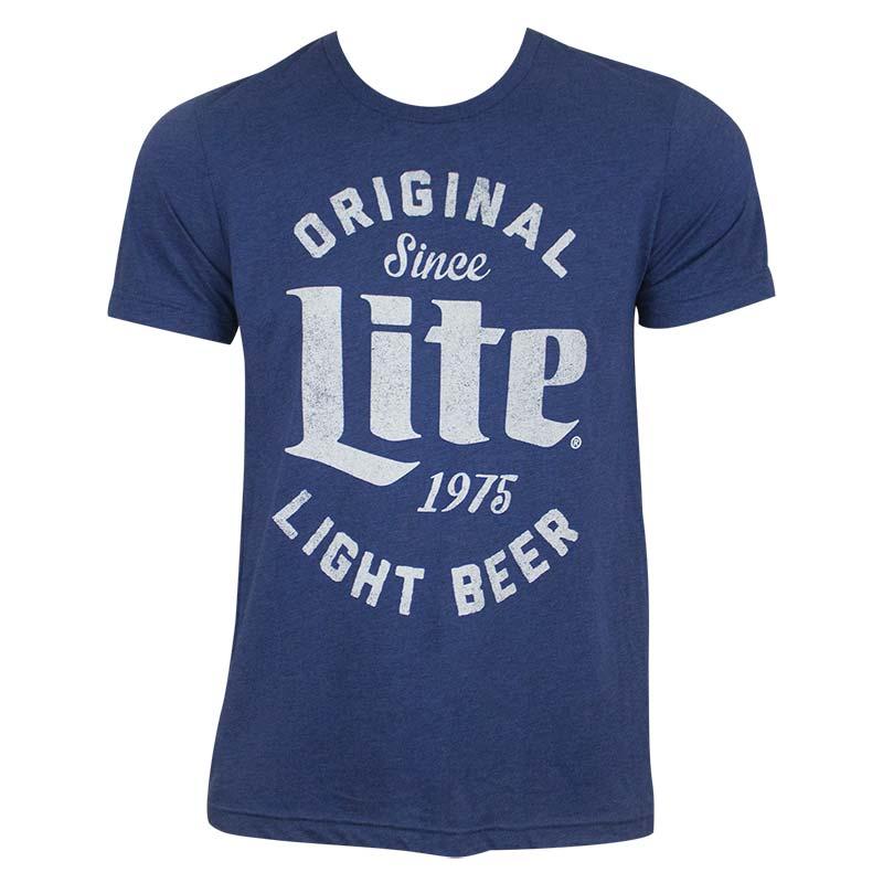 Miller Lite Original Light Beer Tee Shirt