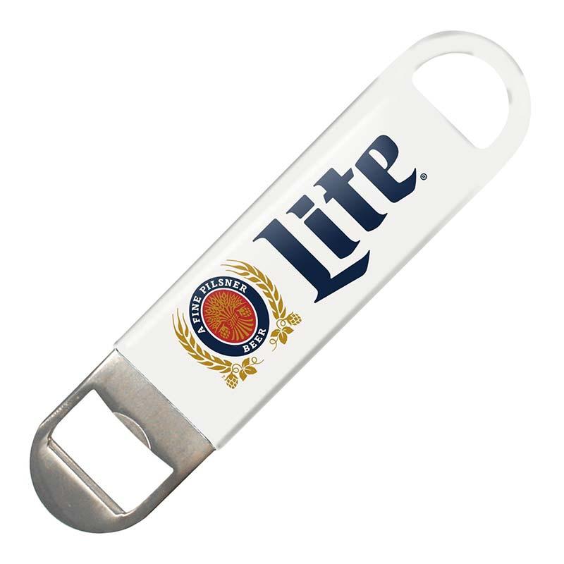 Miller Lite Speed Opener Bottle Opener