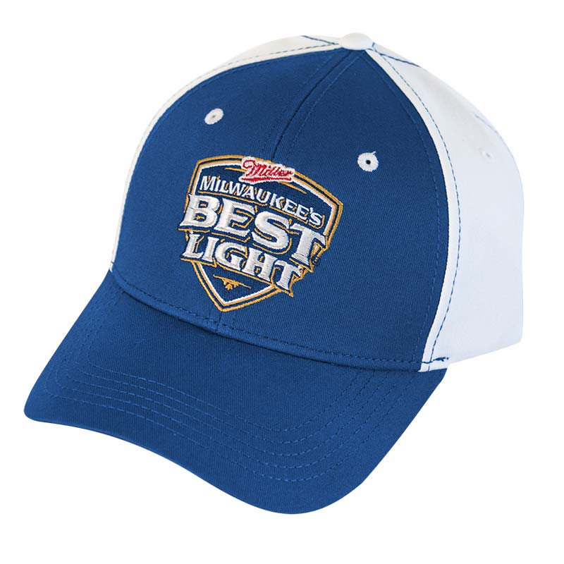 Milwaukee's Best Two-Tone Hat