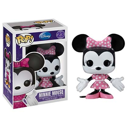 Funko Pop Disney Vinyl Minnie Mouse Figure