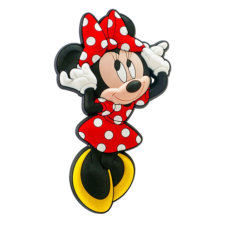 Minnie Mouse Soft Touch Magnet