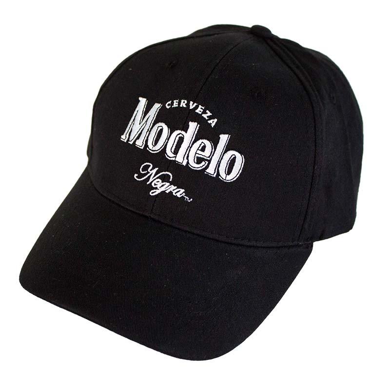 Modelo Negra Logo Black Hat