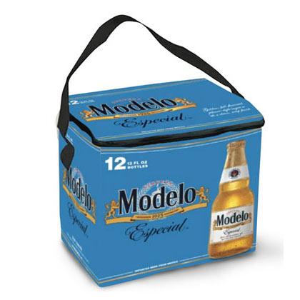 Modelo 12 Pack Blue Soft Cooler
