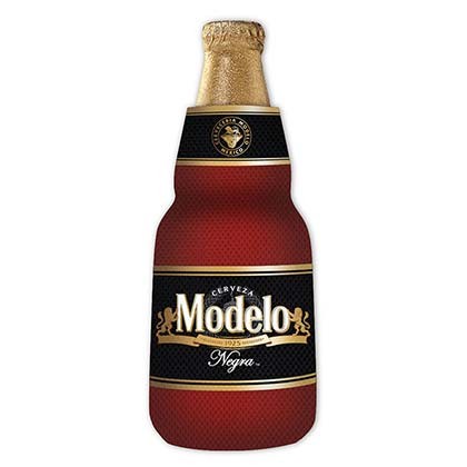Modelo Negra Zippered Bottle Cooler