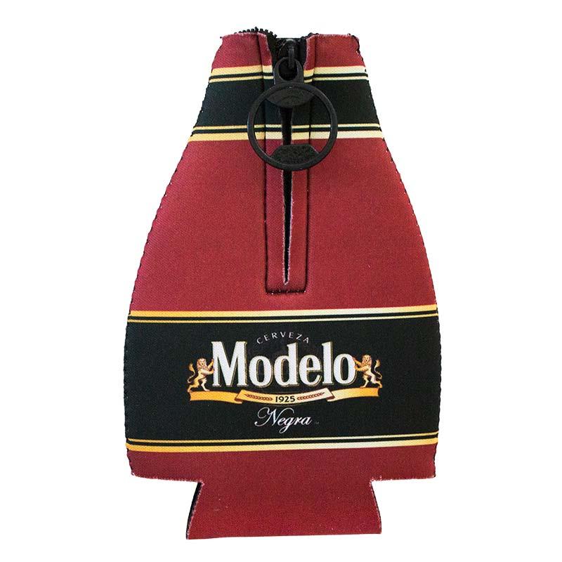 Modelo Negra Zippered Bottle Cooler