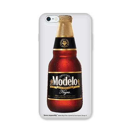 Modelo Negra Hard Shell iPhone 6 Case
