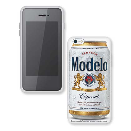 Modelo Especial iPhone 6 Can Logo Case