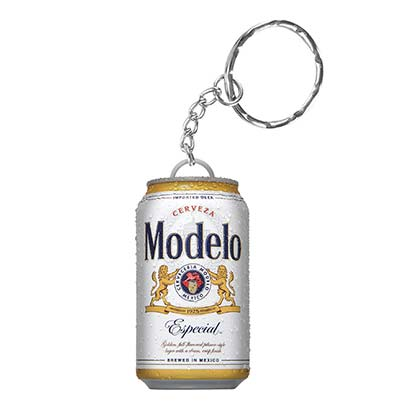 Modelo Especial Can Shaped Keychain Opener