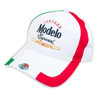 Modelo Especial Mexican Flag Hat