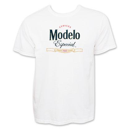 Modelo Classic Logo Tee Shirt