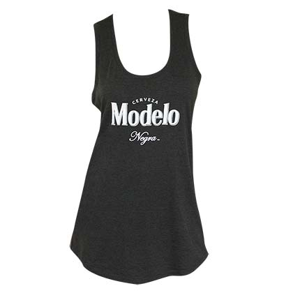 Negro Modelo Women's Black Tank Top