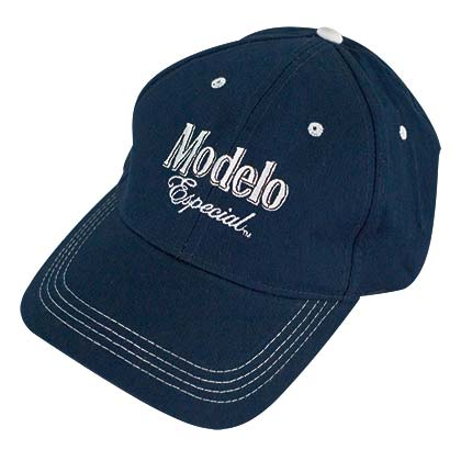 Modelo Blue Beer Logo Hat