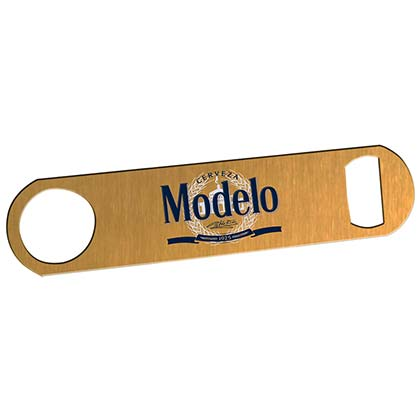 Modelo Especial Gold Speed Beer Opener