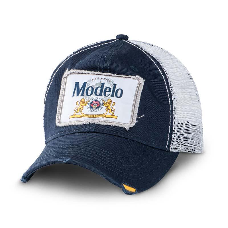 Modelo Especial Torn Mesh Trucker Hat