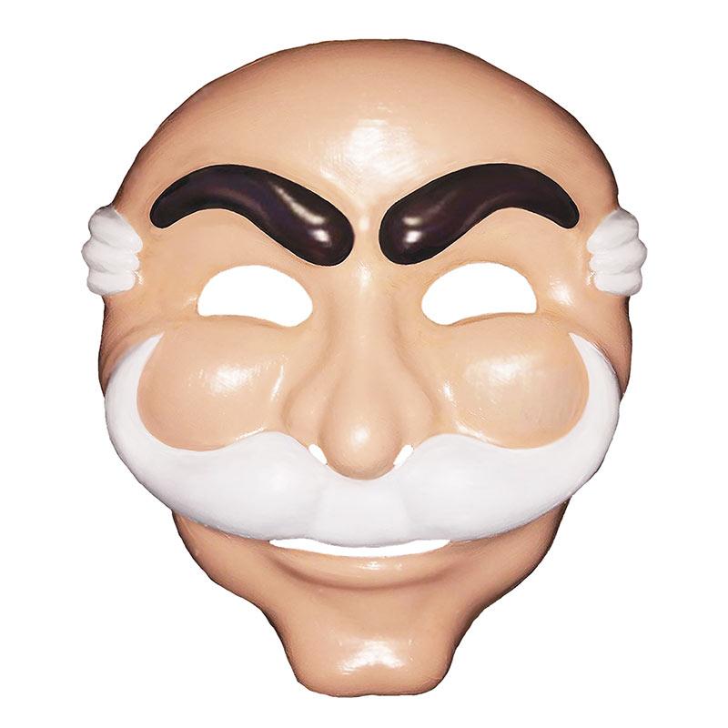 MR. Robot Plastic F Society Mask