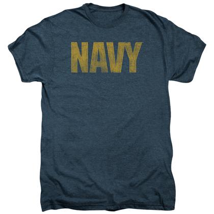 U.S. Navy Classic Logo Premium Tshirt
