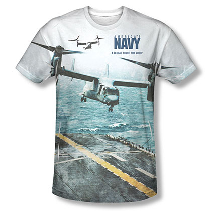 US Navy Osprey Sublimation T-Shirt