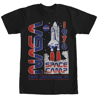 NASA Space Camp TShirt