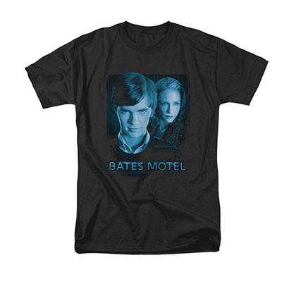 Bates Motel Apple Tree Black T-Shirt