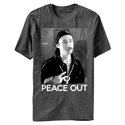 Napoleon Dynamite Peace Out Tshirt