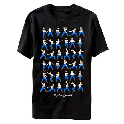 Napoleon Dynamite Dance Moves Tshirt