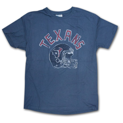 Texans Fan T-Shirt - Navy