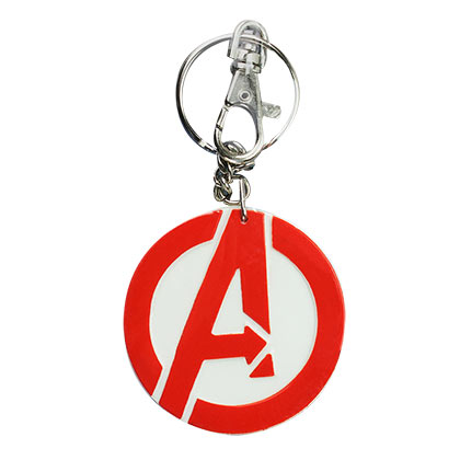 Avengers Bendable Logo Keychain