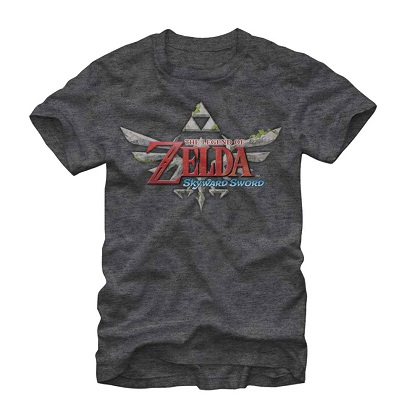 Legend of Zelda Skyward Sword Tshirt