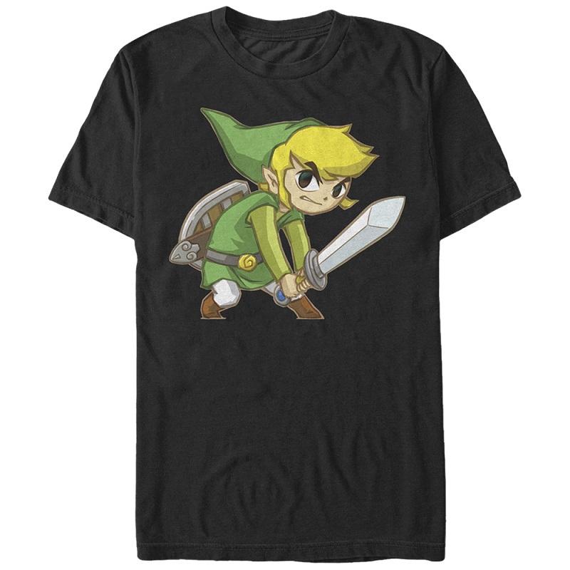 Legend of Zelda Big Link Tshirt