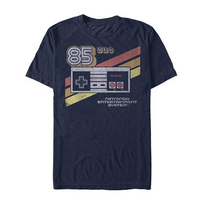 Nintendo NES Controller 85 Tshirt
