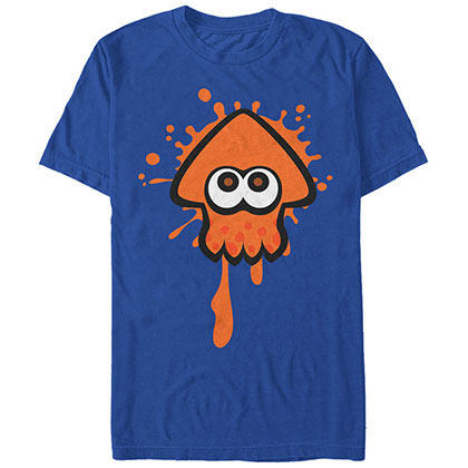 Nintendo Orange Team Blue T-Shirt