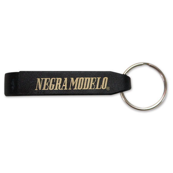 negra modelo bottle opener keychain. Black Bedroom Furniture Sets. Home Design Ideas