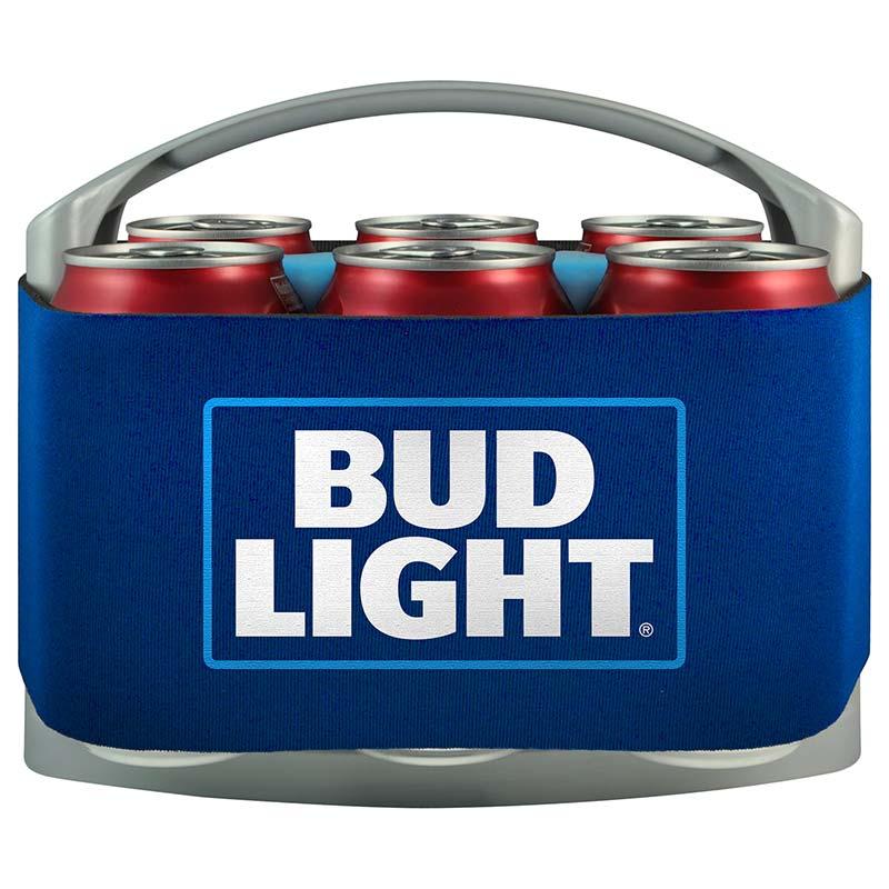 Bud Light Six Pack Cooler