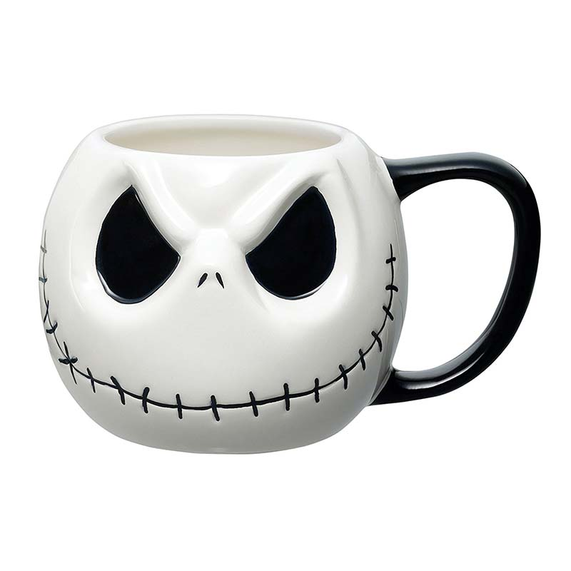 Nightmare Before Christmas Jack Coffee Mug