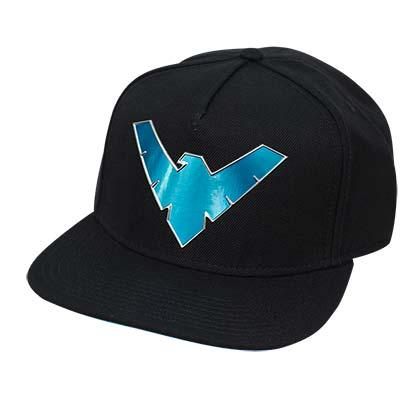 Nightwing Vinyl Logo Hat
