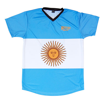 FIFA Sublimated Argentina Soccer Jersey