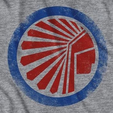 Men's Grey Atlanta Chiefs Soccer Club T-Shirt