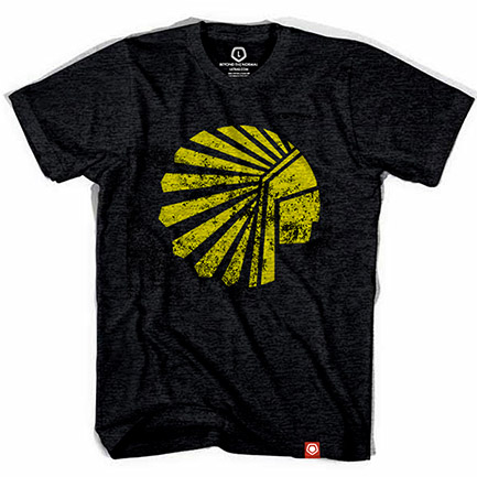 Men's Black Kaizer Chiefs F.C. Tee Shirt